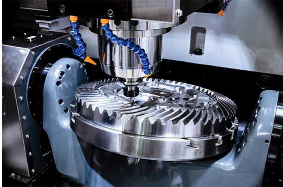 CAD CAM Software 5 axis simultaneous milling