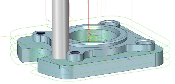 CAD CAM software quickly learned