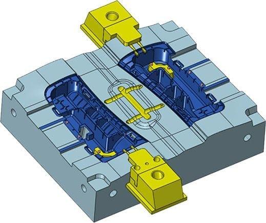ZW3D Professional Formenbauwerkzeuge