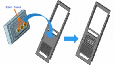 ZW3D Sheet Metal Processing