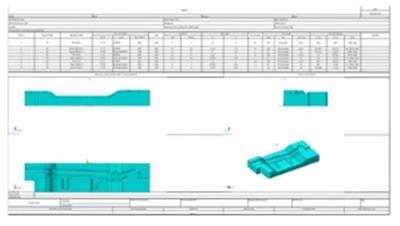 ZW3D Set-up Sheet