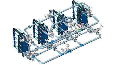 Piping Design Module