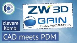 ZW3D ZWCAD und PDM